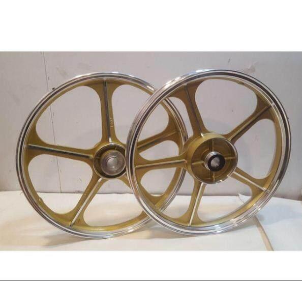 555 Sport Rim • Yamaha Y110/ss (gold) By K.k Motorspareparts
