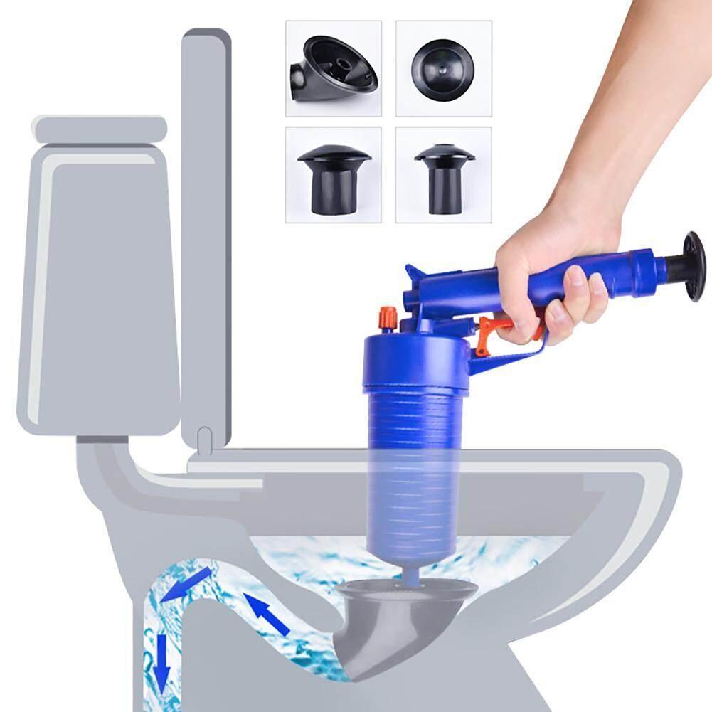 Kobwa AIR PUMP BLASTER , High Pressure Air Drain Blaster Pump Plunger Sink Pipe Clog Remover