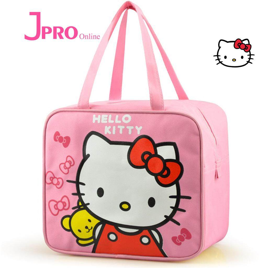 Hello Kitty Buy At Best Price In Malaysia Lazada Katalog Baju Permpuan Lunch Box Bag