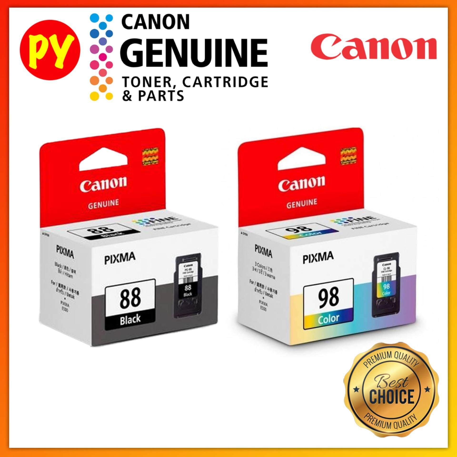 Printers Accessories Buy At Best Price In Hp Deskjet 1112 Printer Putih Canon Pg 88 Black Cl 98 Color Original Ink Cartridge Value Set