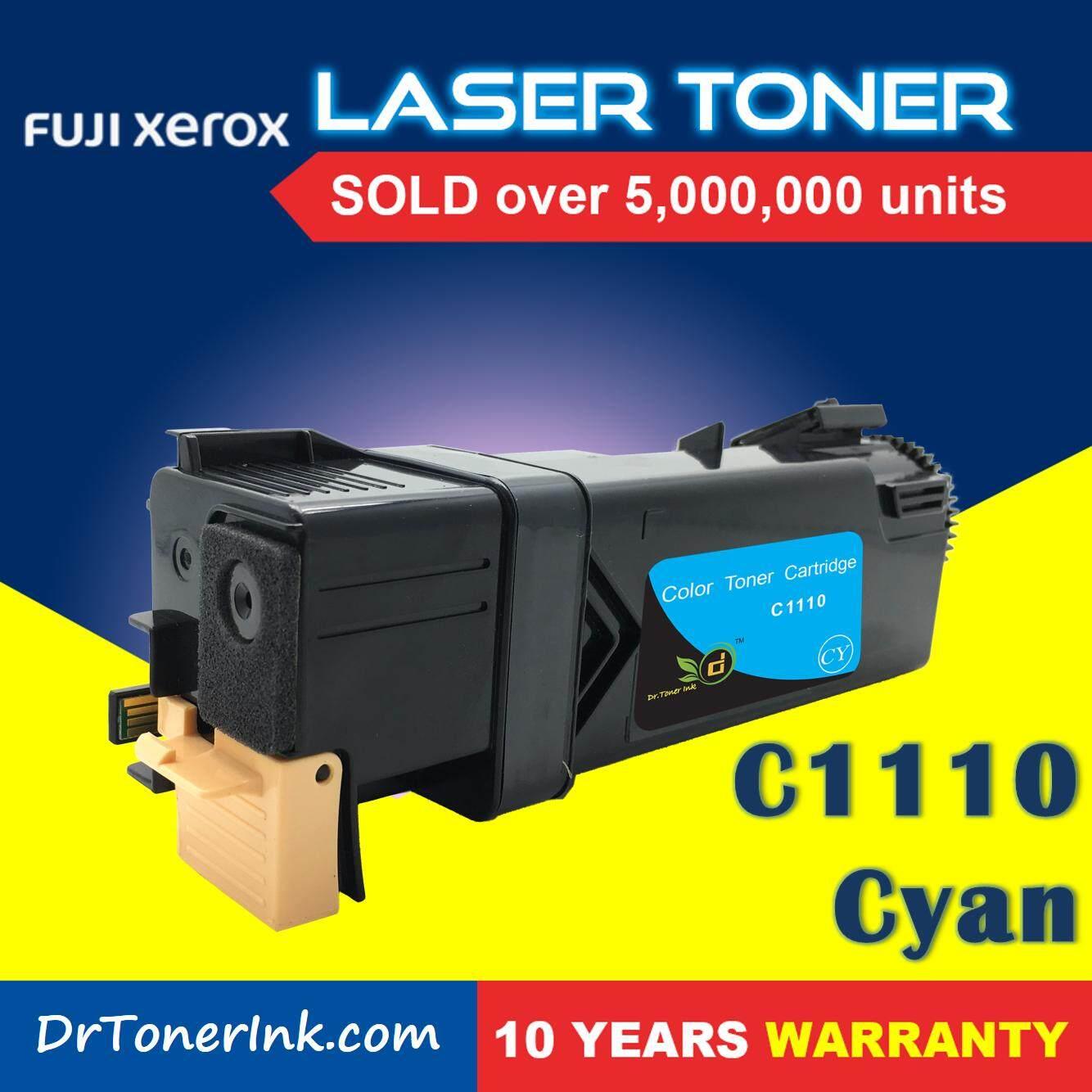 Compatible Toner DrToner Fuji Xerox - C1110-C / C1110 / 1110 - (Color