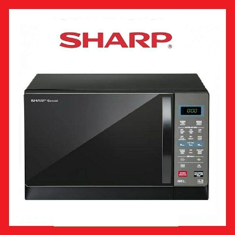 Sharp Large Capacity Microwave Oven 28l R367ek Blackmyr458 Myr 470