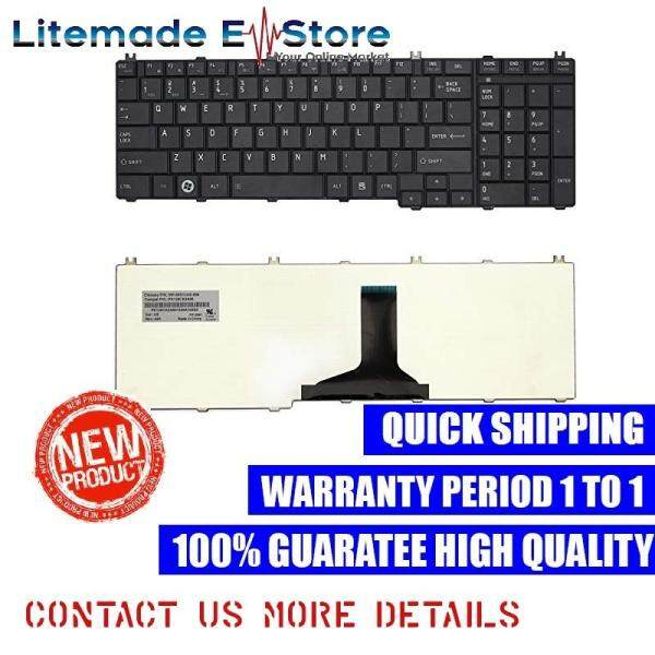 Replacement Laptop Keyboard For Toshiba 9Z.N4WGQ.01E Malaysia