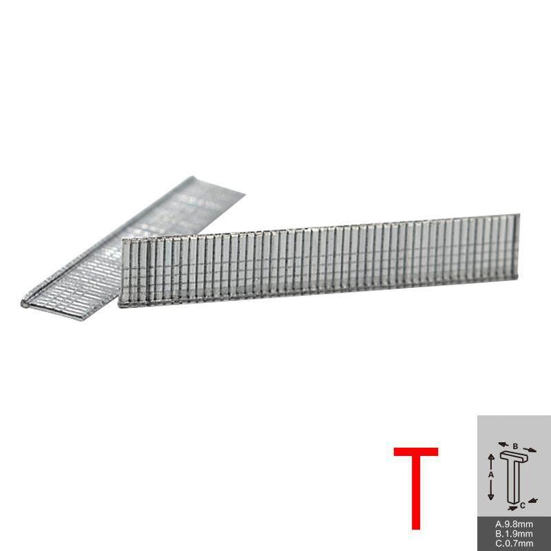 T shape nails for carpentry manual Straight nailer stapler