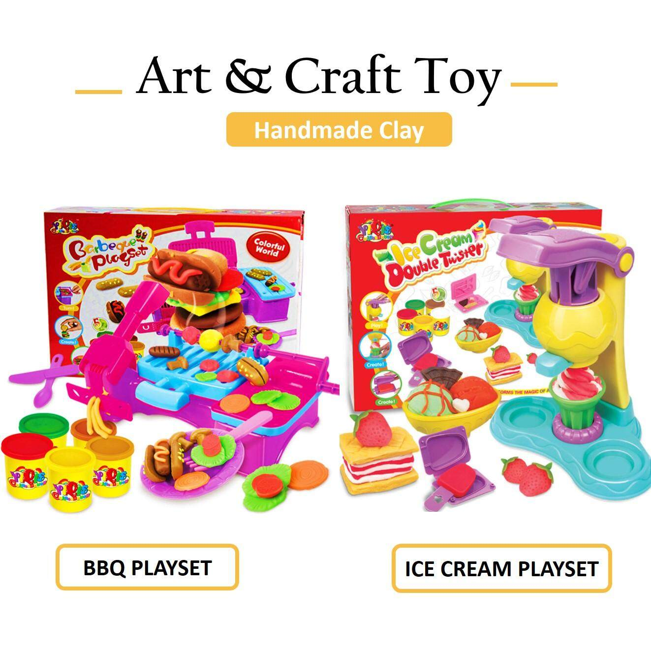 04218a5e1 Clay & Dough - Buy Clay & Dough at Best Price in Malaysia | www ...