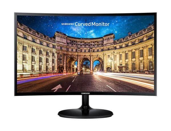 Samsung C24F390FHE 23.5  FHD LED Monitor Malaysia