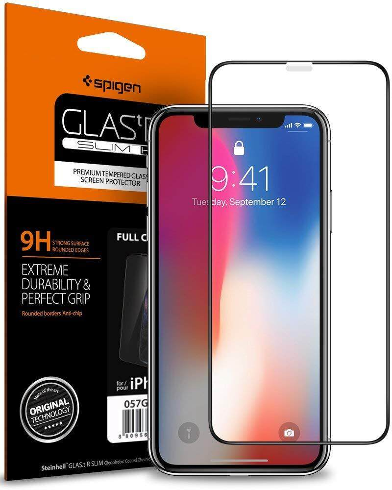 Spigen Buy At Best Price In Malaysia Case Iphone Xs X Anti Shock With Stand Slim Armor Casing Satin Silver Original Max Xr Tempered Glass Screen Protector Fully Cover Comaptible