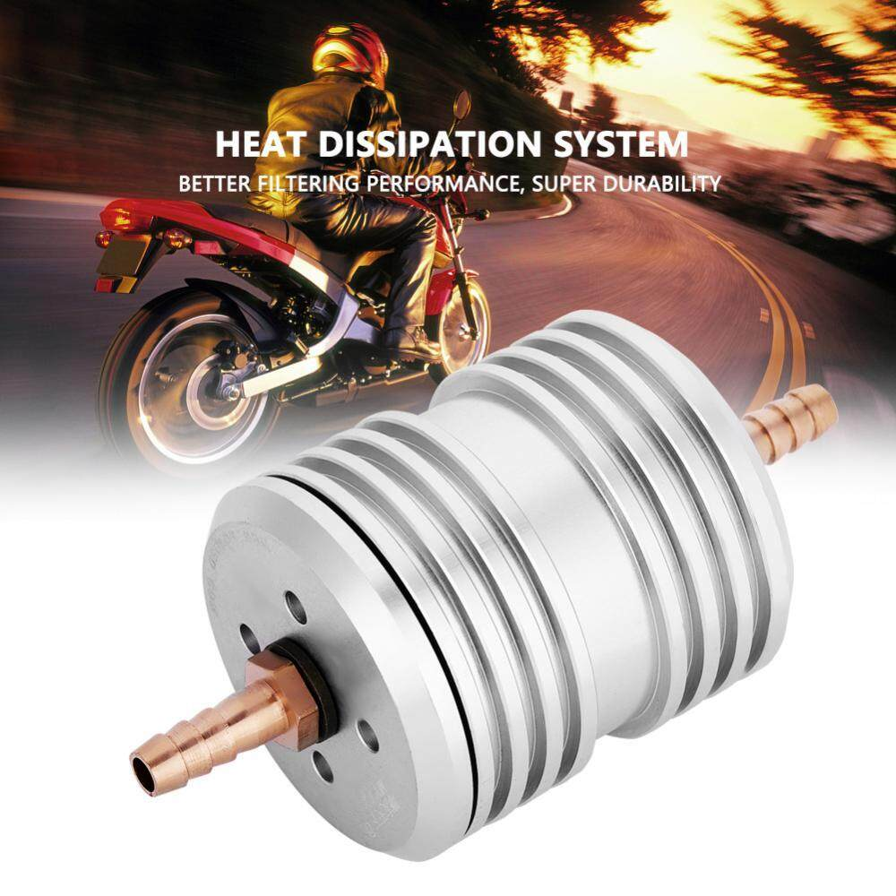 External Oil Heat Dissipation System Standard Cnc Air Filter M8 Interface Fit For Motorcycle Sunl Atv Fuel