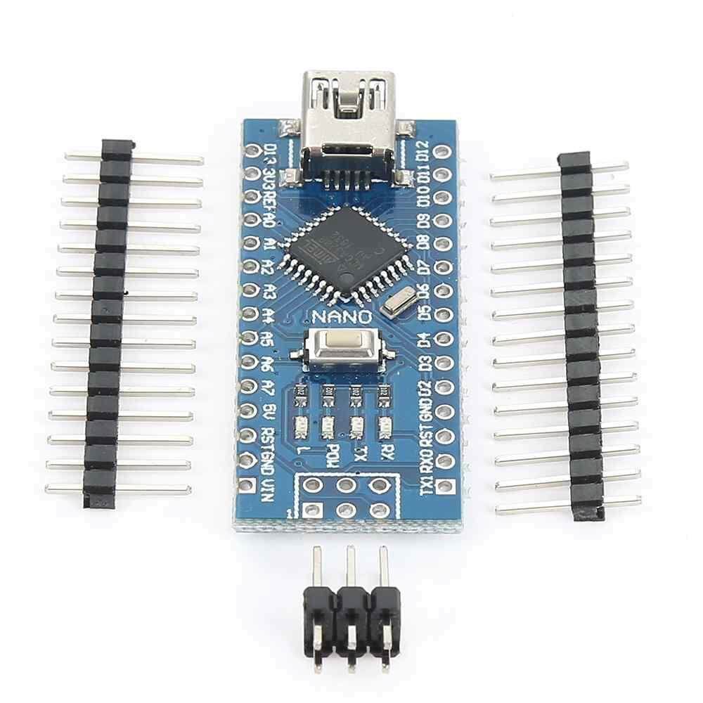 Nano V3.0 ATMEGA328P Micro-Controller board Improved Version For Arduino Latest Malaysia