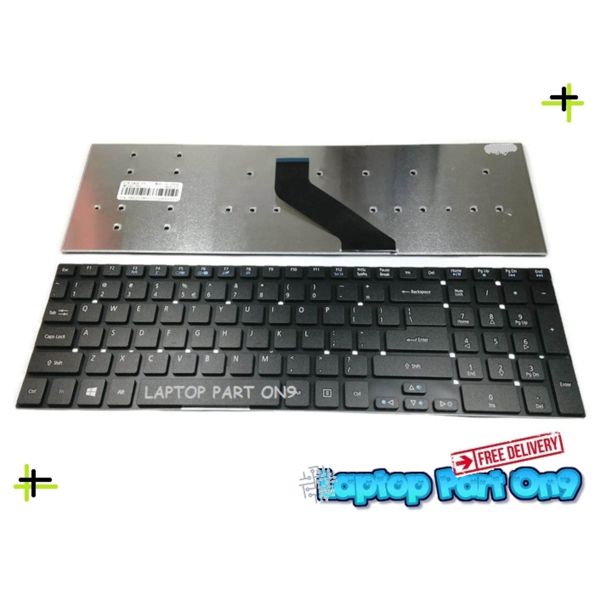 Replacement ACER Aspire E5-511 ES1-512 E5-551 E1-532 Laptop Keyboard Malaysia