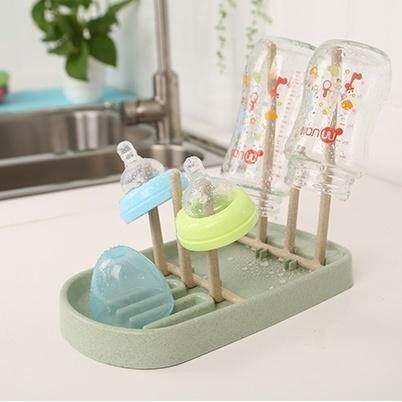 Detachable Feeding Bottle Draining Rack
