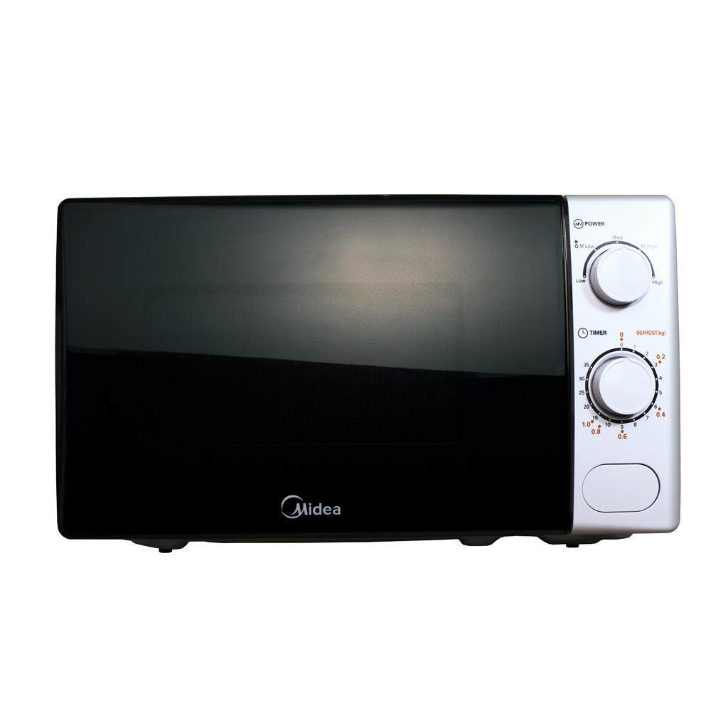 Midea Mm720cxm Microwave Oven (20l)(white) By Pshl Marketing.