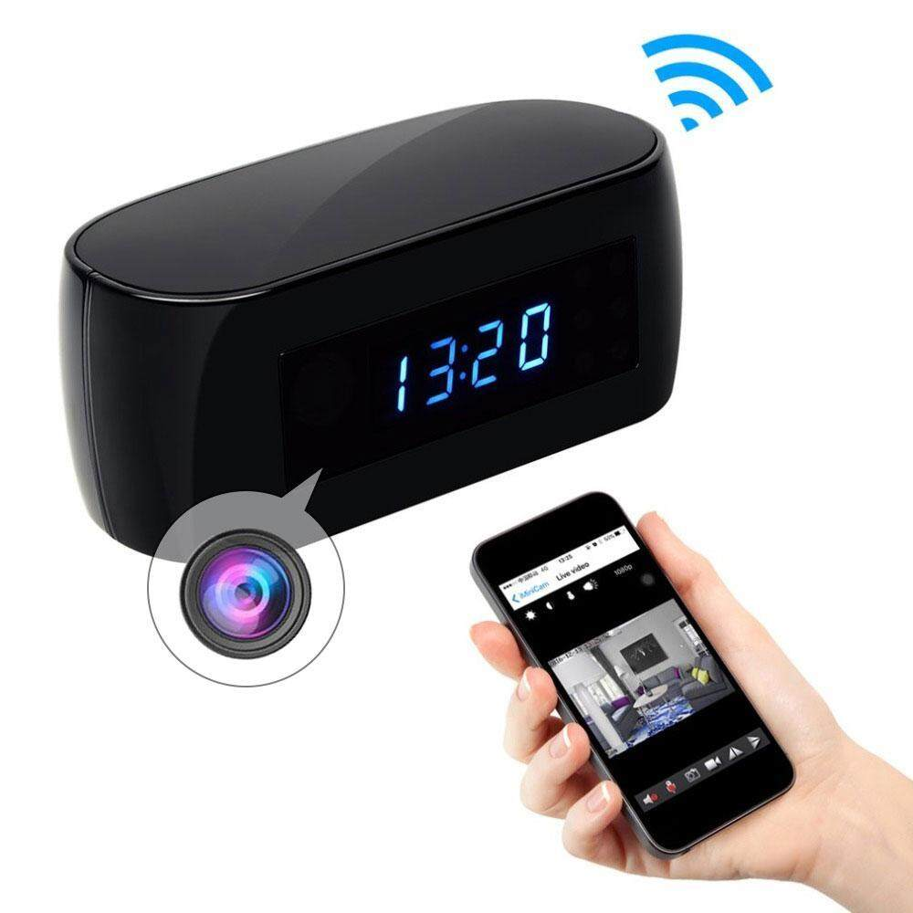 Kobwa Mini Hd 1080p Wifi Cam Real-Time Video Recorder Remotely Monitoring Home Security Hidden Camera By Kobwa Direct.