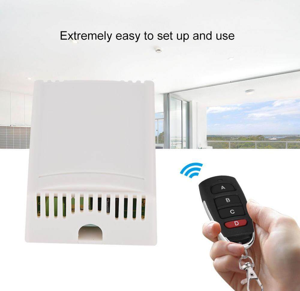 Home Powerpoints Switches Savers Buy Infrared Toggle Switch For Appliances Qianmei 12v 4ch 433mhz Multifunction Wireless Remote Control Relay