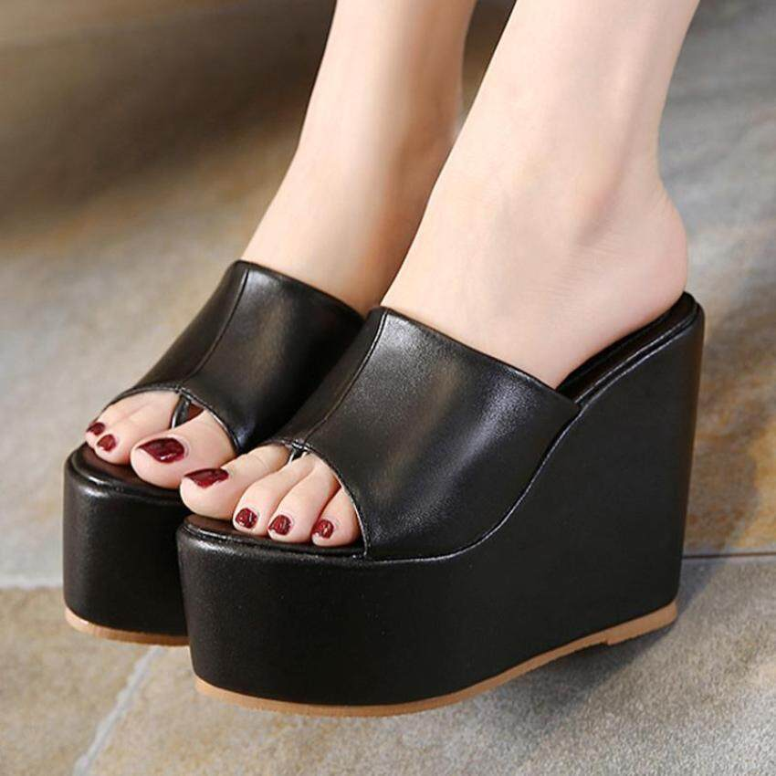 26f1d9346c7 Women s Wedges   Slides for the Best Prices in Malaysia