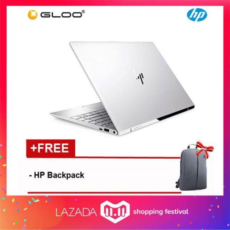 HP Envy 13-ad173TU Notebook (Intel i5-8250U,256GB,4GB,13.3,W10,Intel HD,Silver) Malaysia