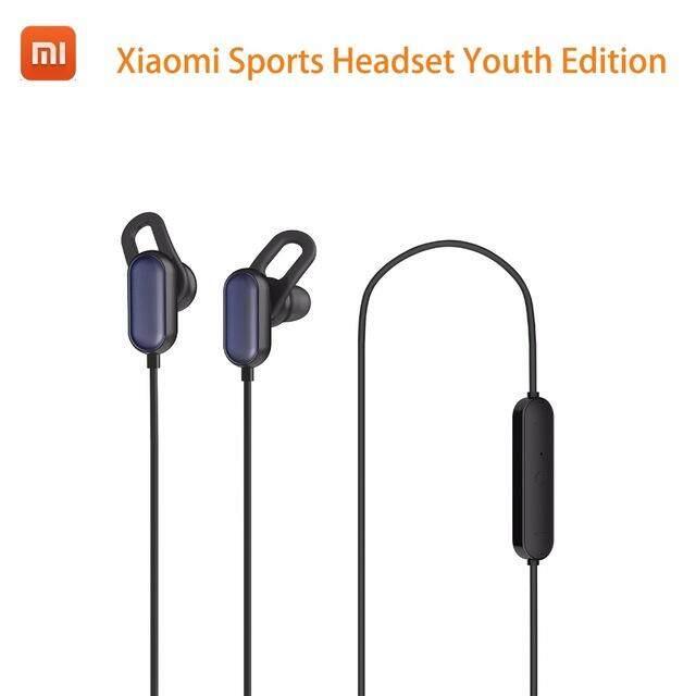 3c424814c2a [Original] Xiaomi Mi Sport Bluetooth (Youth Edition) Stereo Ear-Hook  Earphones