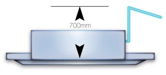 Daikin 3 0hp Eco King Ceiling Cassette Type Air