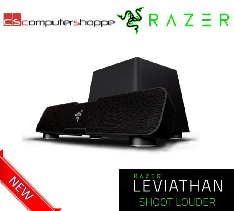 Razer Leviathan Elite Gaming & Music Sound Bar Malaysia
