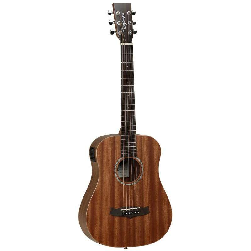 Tanglewood TW2 TE Winterleaf Travel Size Semi Acoustic Guitar Malaysia