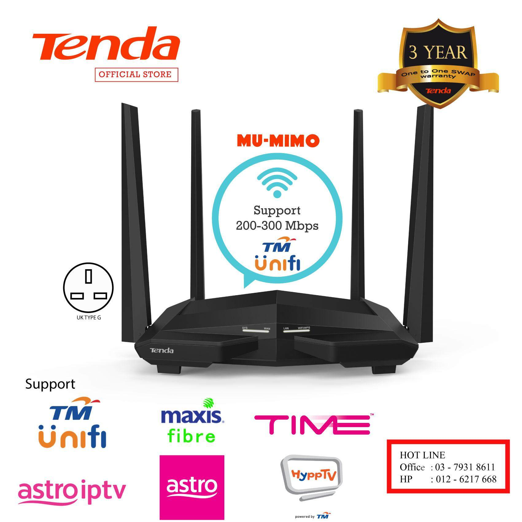 Modem Router With Best Online Price At Lazada Malaysia Tenda N301 Wireles 300mbps 4port 2 Antena Ac10u Ac1200 Wireless Wifi