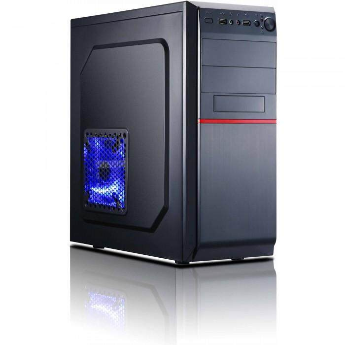 X-FIVE Element A5 ATX Casing - red Malaysia