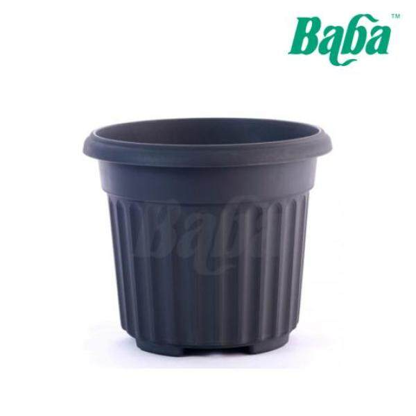 Baba BI-RD-310 Romanesque Series Pot Pasu Bunga - For Indoor and Outdoor Plant [310mm x 263mm]