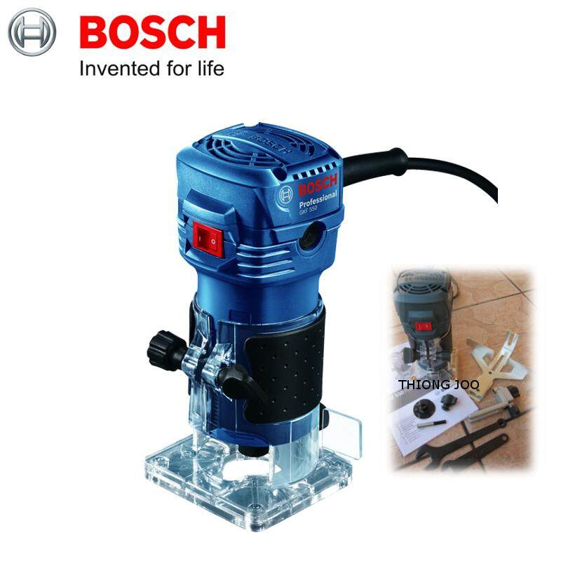 Bosch GKF550 Trimmer 6mm (1/4) Mini Router