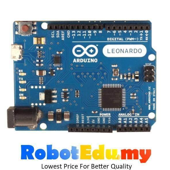 Arduino Compatible Atmega Leonardo - Free USB Cable Malaysia