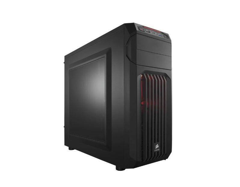 CORSAIR Casing ATX CARBIDE Series SPEC-01 (CC-9011050-WW) BLACK Malaysia