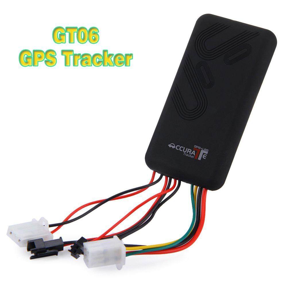 New Arrival! Gt06 Gps Sms Gprs Vehicle Tracker Locator Remote Control Tracking Alarm By Chinabrands_com Store.