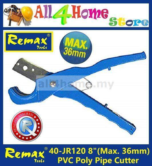 40- JR120 8 REMAX PVC Poly Pipe Cutter