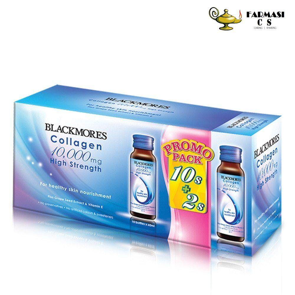 Blackmores For The Best Price In Malaysia Vitahealth Prostate 30 Kapsul Collagen 10000mg High Strength 60ml 10 2s