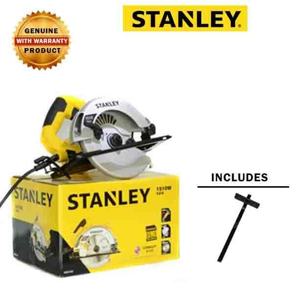 Stanley Original 1600w 185mm 7 Inch Circular Saw (stel311 Upgraded To Sc16, 1510w To 1600w) Free 7 Circular Blade! - 2 Years Warrantty By Citron Solution.