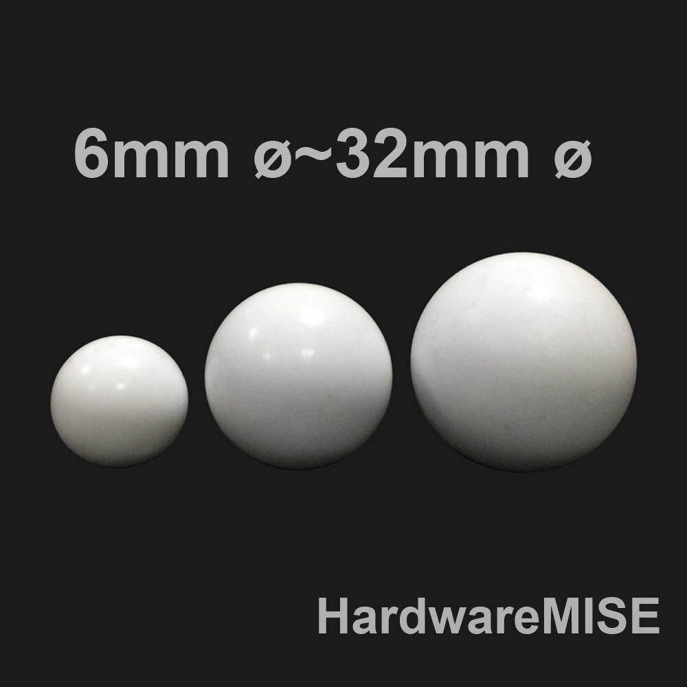 PTFE BALL TEFLON BALL 6mm 6.35mm 8mm 9.5mm 10mm Diameter