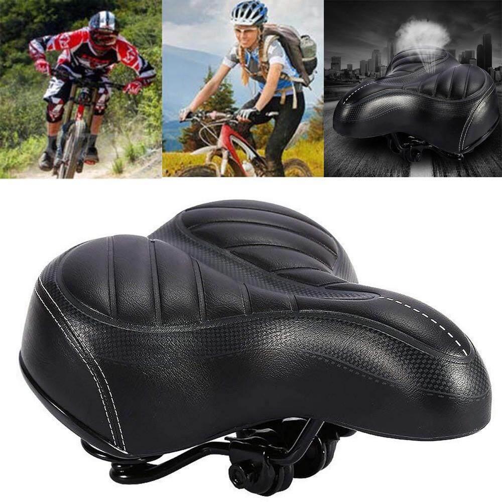 Wide Big Bum Bike Bicycle Gel Cruiser Comfort Breathable Ergonomic Saddle Seat
