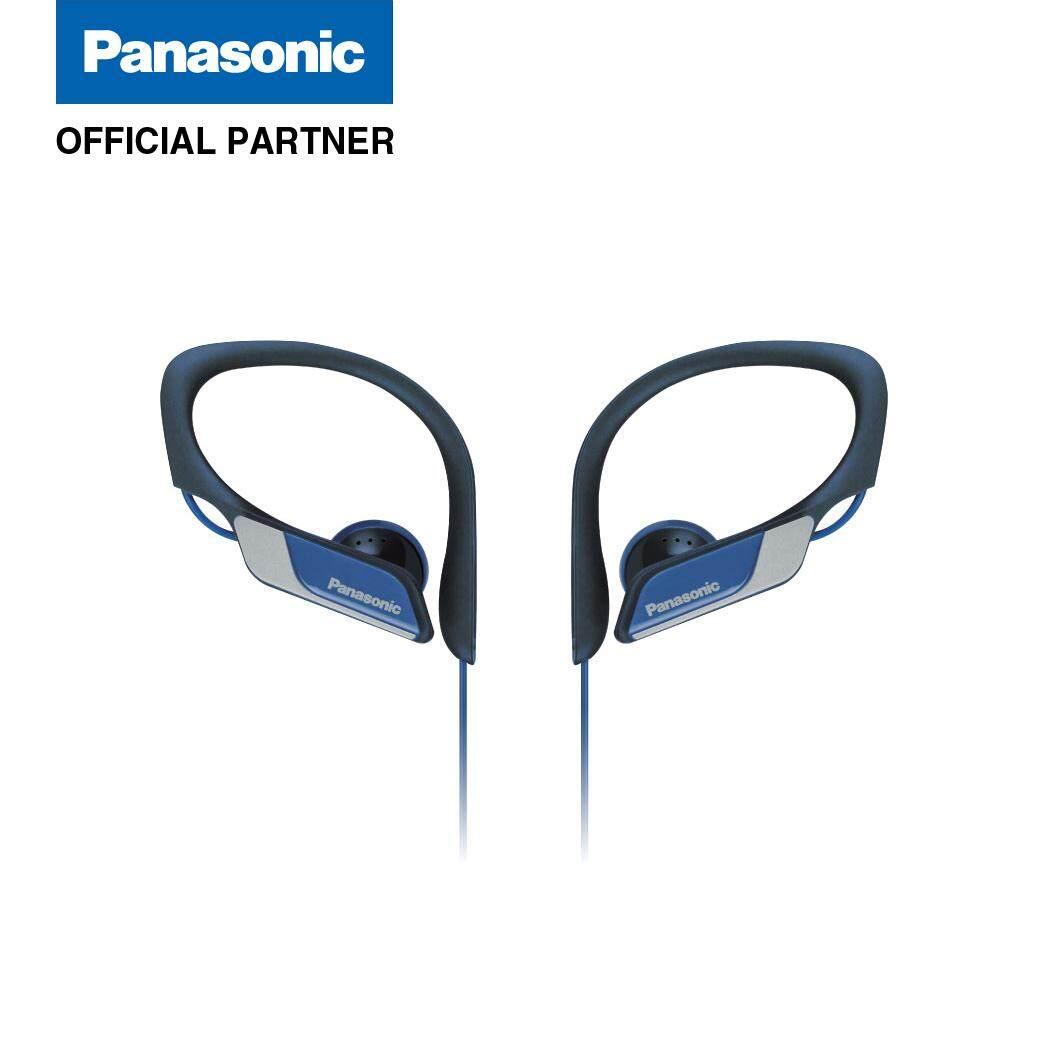 Panasonic RP-HS34M Sport Headphones (Blue)