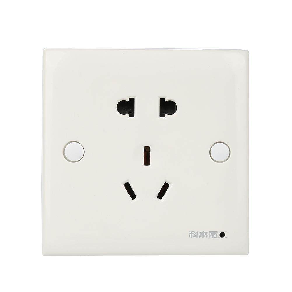 Yuci Hidden Wifi 1080p Ip Spy Camera Ac Working Wall Outlet Receptacle With Usb Ports By Yuci.