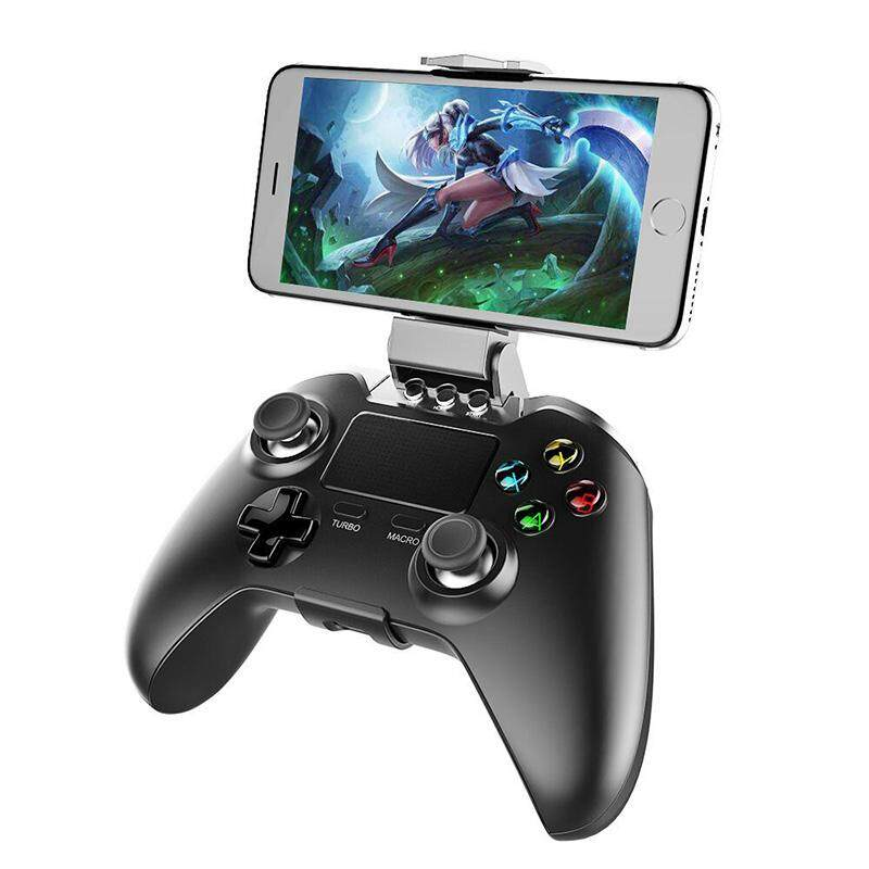 Ybc Wireless Bluetooth Gamepad With Touchpad Game Controller Joystick For Iphone Android Ios Tablet Pc By