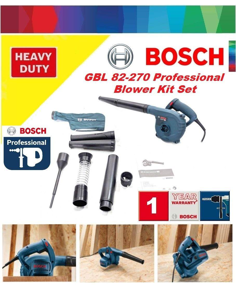 Bosch GBL 820W Air Blower with Dust Extraction, Air Blower with Dust Extraction