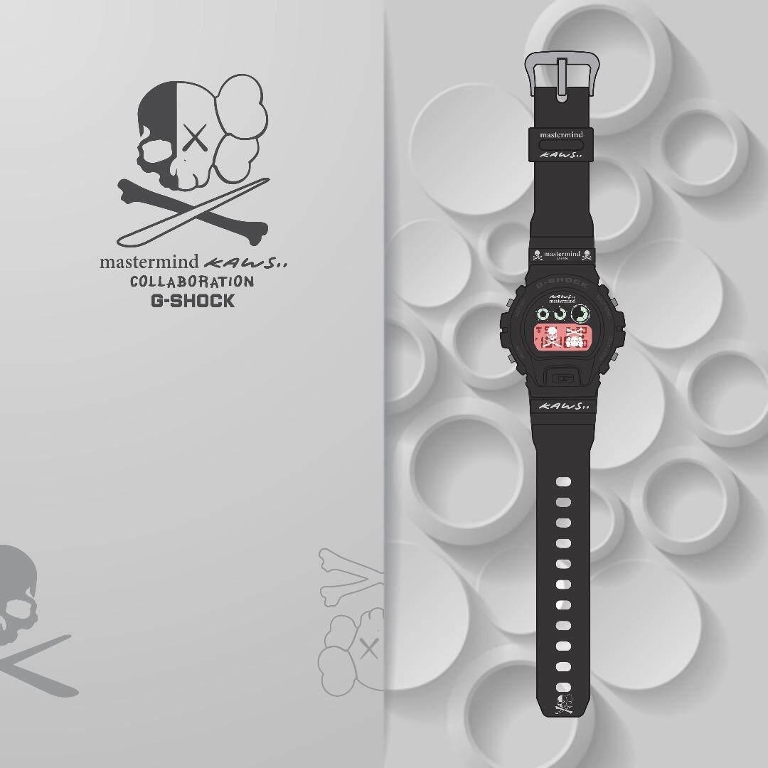 Casio G Shock Watches With Best Price In Malaysia Adidas Adp3206 Jam Tangan Unisex Hitam Lw13 Limited Edition Original Dw6900 X Mastermind Kaws Custom Bnb