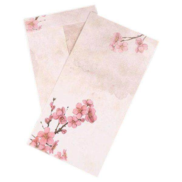 10 Pieces / Party Vintage Chinese Style Vintage Craft Paper Envelope 272 Fragrance By Fastour.
