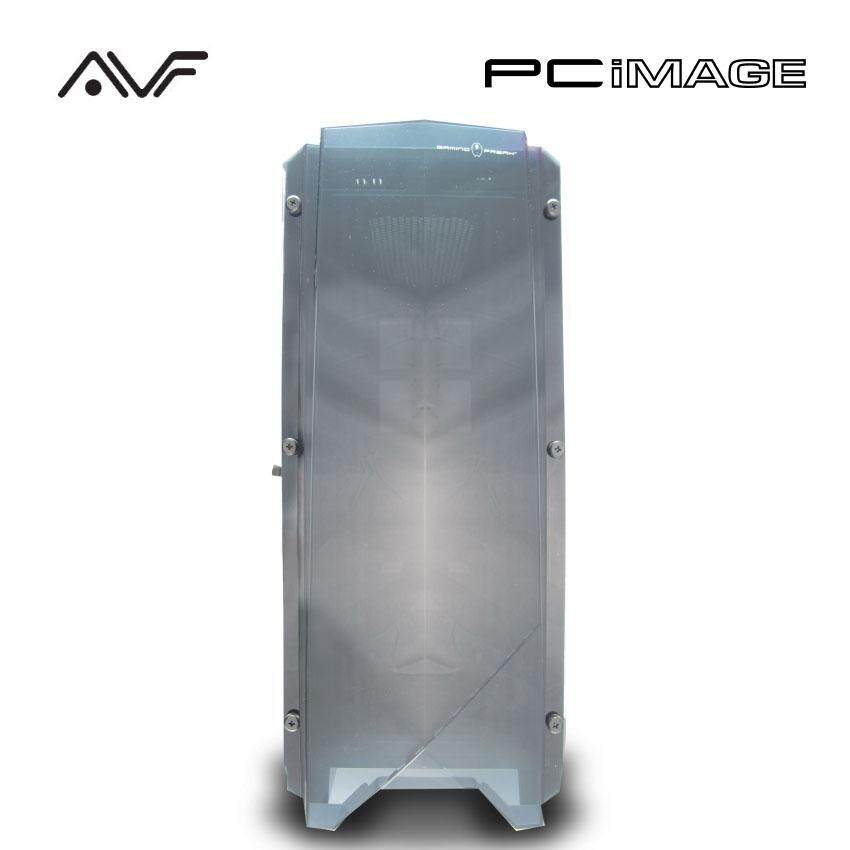 AVF Gaming Freak GFG-MP1 Moon Prestess Tower PC Casing-Black Malaysia