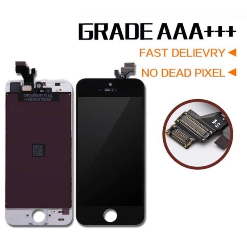 iPhone 5 LCD Display Touch Screen Digitizer (High Quality Grade AAA+)Free Tempered Glass