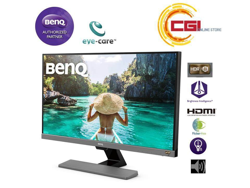 BenQ 27 EW277HDR Eye-care Stylish HDR LED Monitor Malaysia