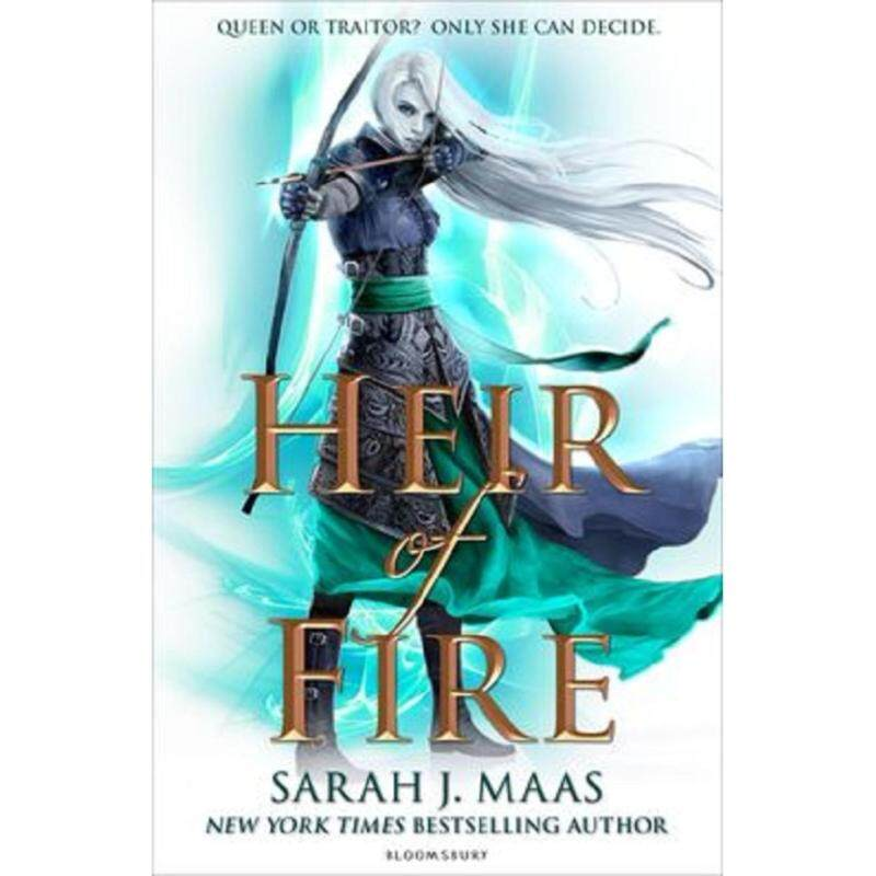 Heir of Fire (Throne of Glass #3) : ISBN: 9781408839126; Author by:  Maas, Sarah J. Malaysia