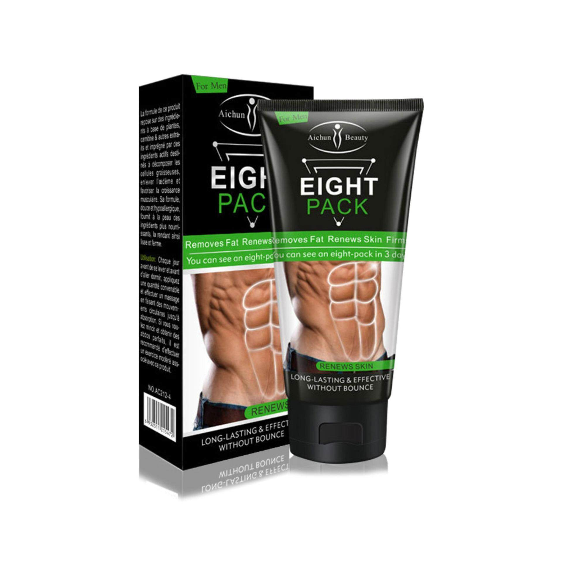 Aichun Beauty - Eight Pack For Men Strong Waist Manly Torso Smooth Lines Press Belly 170g Ac212-4 By Berusk.