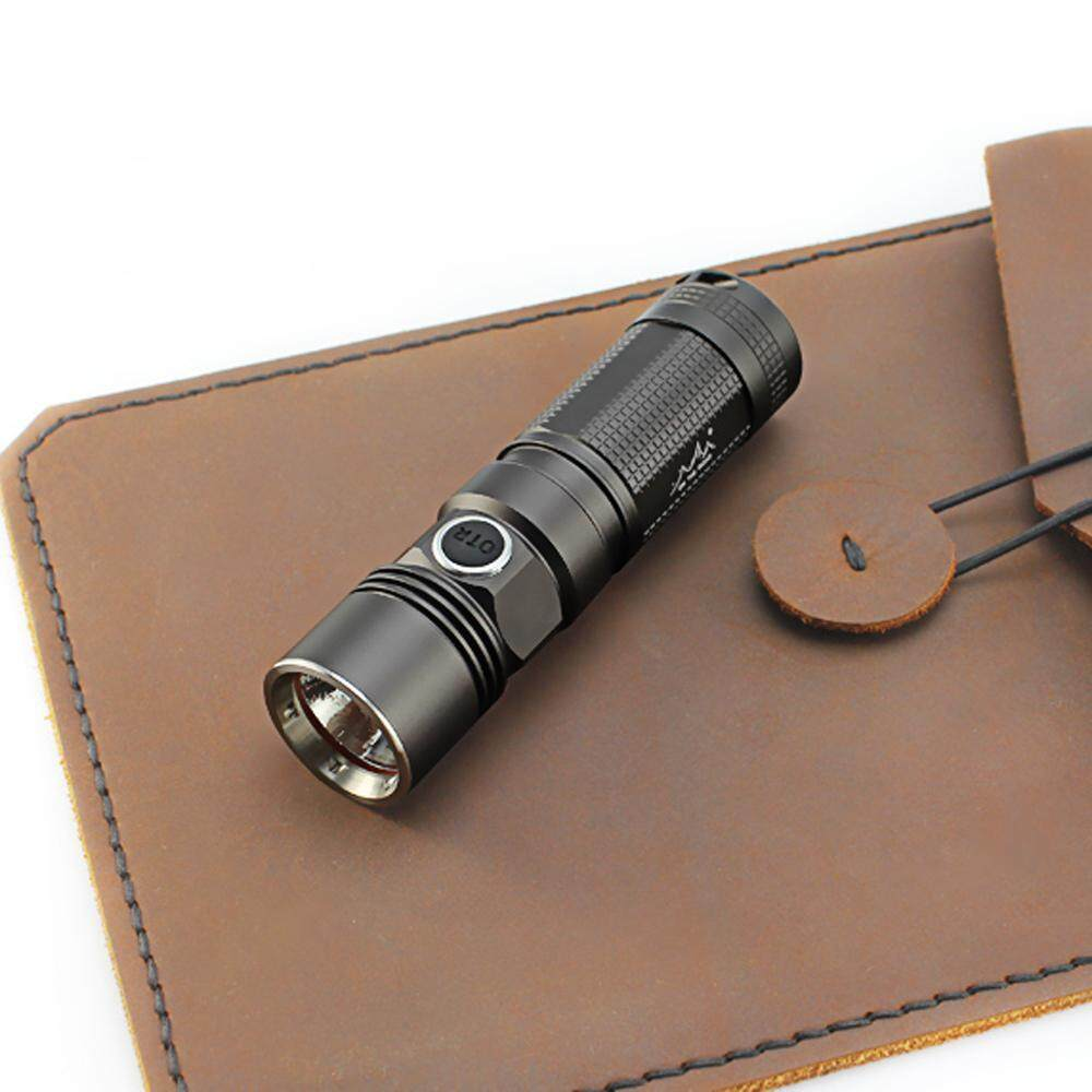 On The Road M5 1197 Lumens 3modes Magnetic Tail Portable Edc Led Flashlight  Xm-L2 U3 By Freebang.