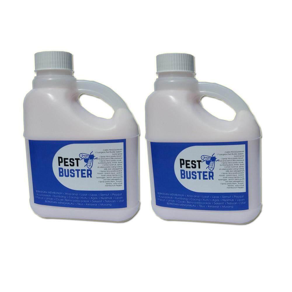 PEST BUSTER (1 LITER X 2PCS)
