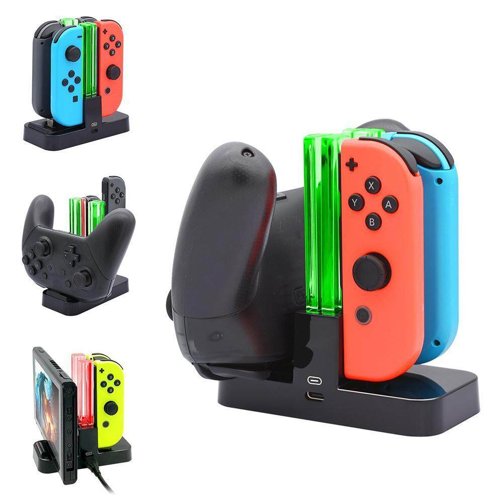 Nintendo Buy At Best Price In Malaysia Switch Joy Con Strap Neon Yellow Niceeshop Charger And Multifunctional Portable Colorful Charging Dock